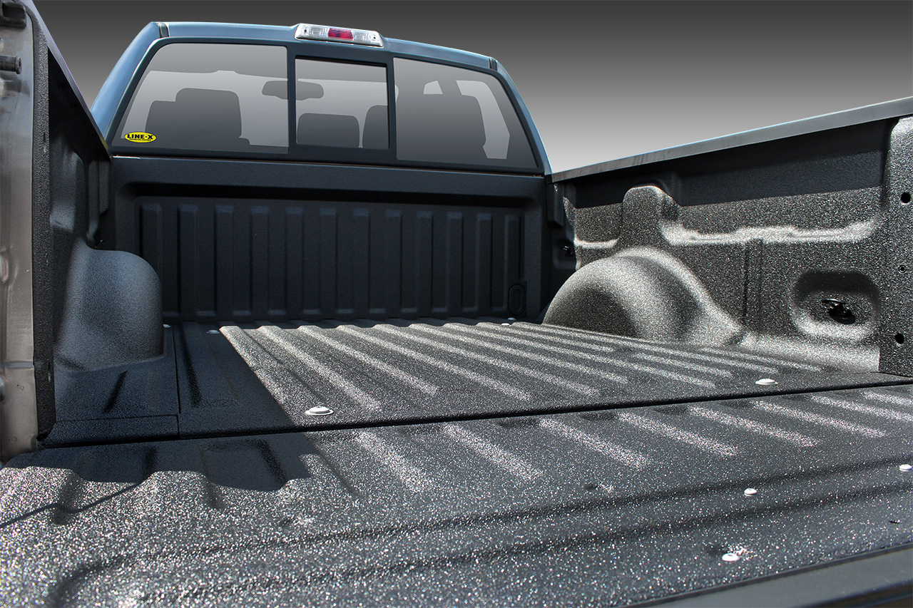 Types Of Trailer Hitches >> Protective Coating, Spray-On Bed Liner, Truck Accessories ...