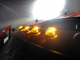 Cab Lights (OE Style) Added To Ford Superduty